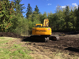 land clearing Pierce County